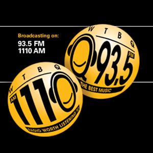 Rádio WTBQ - WTBQ 1110 AM