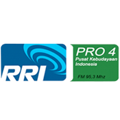 Rádio RRI Pro 4 Denpasar FM 95.3