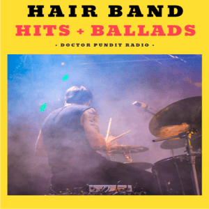 Rádio Doctor Pundit Hair Band Hits + Ballads