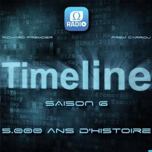 Podcast Timeline (5.000 ans d'Histoire)