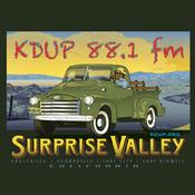 Rádio KDUP - Surprise Valley 88.1 FM