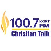 Rádio KGFT - Christian Talk 100.7 FM