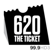 Rádio WDNC AM 620 The Ticket