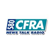 Rádio CFRA News Talk Radio 580 AM