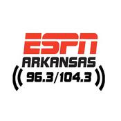 Rádio KBCN-FM - ESPN Arkansas 104.3 FM