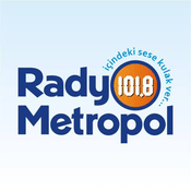 Rádio Radyo Metropol 101.8 FM