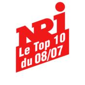 Rádio NRJ LE TOP 10 DU MERCREDI 8 JUILLET