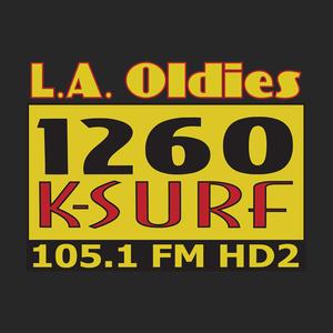 K-SURF - LA Oldies 1260 AM