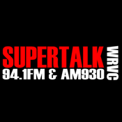 Rádio WRVC - Supertalk 930 AM