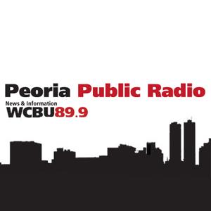 Rádio WCBU - Peoria Public Radio 89.9 FM