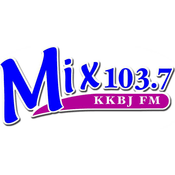Rádio KKBJ-FM - The Mix 103.7 FM