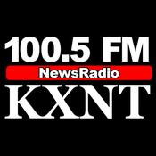 Rádio KXNT-FM - News Radio 100.5 FM