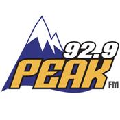 Rádio KKPK - 92.9 PEAK FM