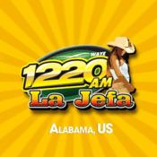 Rádio WAYE 1220 AM - La Jefa